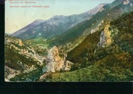 Litho Sannthal Bei Steinbrück Savinska Dolina Pri Zidanem Mostu Feldpost 15.10.1918 - Slovenia