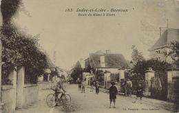 BARROU - Route Du Blanc à Tours - Other Municipalities