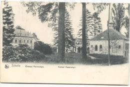 SCHELLE-CHATEAU RAVENSTEYN-KASTEEL RAVENSTEYN-VERZONDEN-1911-UITG.MME VERMAELEN-PAPETERIE ST.BERNARD - Schelle