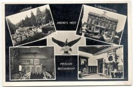 S'GRAVENWEZEL-HOTEL-CAFE-RESTAURANT-LUSTHOF-AREND'S NEST-ZELDZAM PRIVE-UITGAVE-PERFEKTE STAAT-ZIE 2 SCANS - Schilde