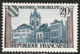 France - 1959 - Y&T 1221 - Neuf * - France
