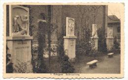 EDEGEM-BEDEVAARTWEG-VERZONDEN-1939-UITG.PHOTOTYPIE-BRUXELLES - Edegem