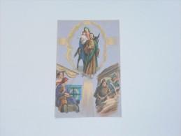 SANTINI/SANTINO - MADONNA DEGLI EMIGRATI - Images Religieuses