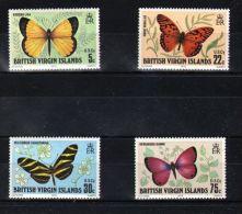 British Virgin Islands - 1978 Butterflies MNH__(TH-4250) - British Virgin Islands