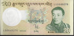BOUTHAN - 20 Ngultrum 2006 - UNC - Bhoutan