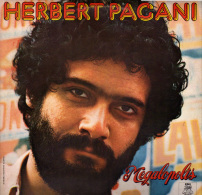 * 2LP *  HERBERT PAGANI - MEGALOPOLIS (France 1972 EX!!!) - Vinylplaten