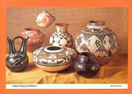 U.S.A.  NEW MEXICO  -  MUSEUM Of NEW MEXICO  -  992  Many Pottery Makers Of New Mexico - Etats-Unis