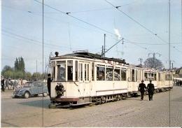ABRESCHVILLER 57 - Le Dernier Tramway De Strasbourg 1er Mai 1960 - C-3 - France