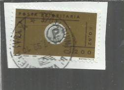 ITALIA REPUBBLICA ITALY REPUBLIC 1999 POSTA PRIORITARIA PRIORITY MAIL LIRE 1200 € 0,62 USATO USED OBLITERE' - 1991-00: Gebraucht