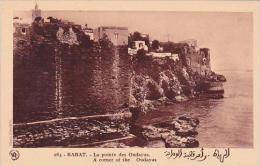 Morocco Rabat Corner Of The Oudayas 1920s-30s - Rabat