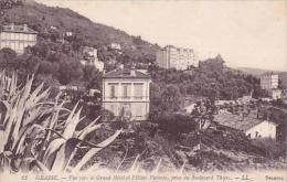 France Grasse Vue Vers Le Grand Hotel Et L'Hotel Victoria - Grasse