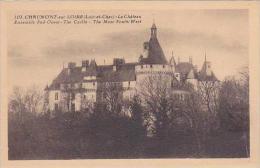 France Chateau de Chaumont-sur-Loire Ensemble Sud Ouest