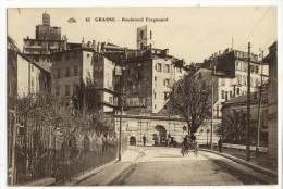GRASSE. - Boulevard Fragonard - Grasse