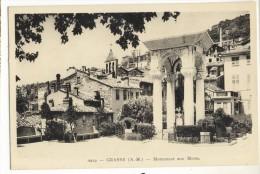 Grasse. - Monument Aux Morts - Grasse