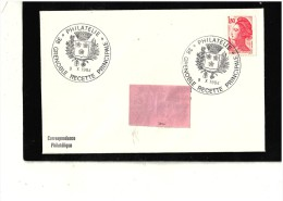 CAD  38  GRENOBLE - Marcophilie (Lettres)
