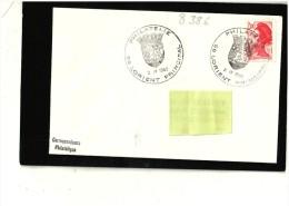 CAD 56  LORIENT - Marcophilie (Lettres)