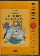 HERGE - TINTIN - DVD Le Secret De La Licorne - Neuf - Animatie