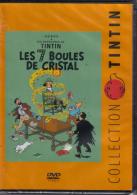 HERGE - TINTIN - DVD Les 7 Boules De Cristal - Neuf - Animatie