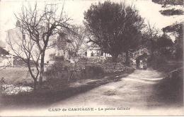 Camp De CARPIAGNE - La Petite Gélade - Non Classés