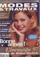 Modes Et Travaux - Janvier 1997 / 1154 - Bonne Année - Fashion