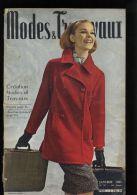 Modes Et Travaux Janvier 1964 - Numero 757 - Fashion