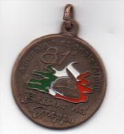 ANA 10 11 Maggio 2008 Bassano Del Grappa 81ª Adunata Alpini Medaglia - Pin's