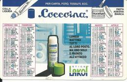 CAL388 - CALENDARIETTO 1996 - COCCOINA - Calendari