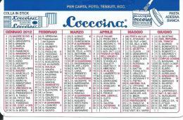 CAL526 - CALENDARIETTO 2012 - COCCOINA - Calendari