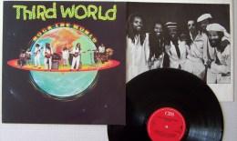 THIRD WORLD LP REGGAE Rock The World EX / EX Proche Du Neuf - Reggae