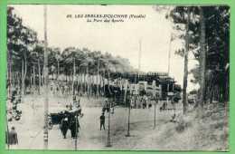 85 LES SABLES-d'OLONNE - Le Parc Des Sports - Sables D'Olonne