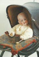 Puppenwagen - Doll´s Pram - Dukkevogn  Den Gamle By  Aarhus  Denmark.   A-2869 - Games & Toys