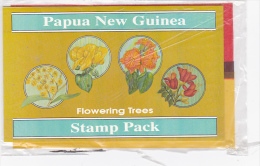 Papua New Guinea 1992 Flowering Trees Pack PPNG 128 - Papua New Guinea