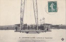 Rochefort Sur Mer 17 - Architecture Nacelle Pont Transbordeur - Rochefort