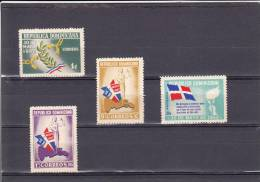 Republica Dominicana Nº 576 Al 579 - Dominicaanse Republiek