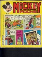 MICKEY POCHE N°86 TRANCHE ABIMMEE - Mickey Parade