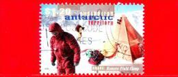 Territorio Antartico Australiano - AAT  - Usato - 1997 - 50 Anni Di ANARE - Remote Field Camp - 1.2 - Territorio Antartico Australiano (AAT)