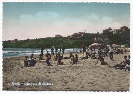 Gaeta - Spiaggia Di Serapo - Latina - H1321 - Latina