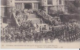 Funérailles Du Roi Edouard VII - Funérailles