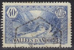 Andorre N° 33 - Usati