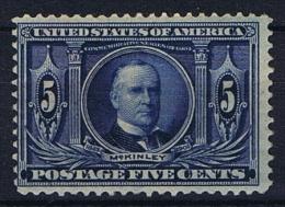 USA: 1904 Mi 157 , Sc 326 MH/* - United States