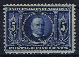 USA: 1904 Mi 157 , Sc 326 MH/* - Ongebruikt