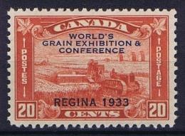 Canada: 1933 Mi 173   MH/* - Ongebruikt