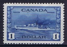 Canada: 1942 Mi 229, MNH/** - 1937-1952 Regering Van George VI