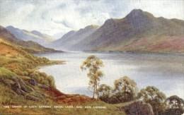 Edward H. Thompson - Ben Lomond From The Banks Of  Loch Lomond In Scotland  -   A 954 - Illustrators & Photographers