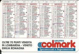 CAL460 - CALENDARIETTO 1997 - COLMARK - Calendari