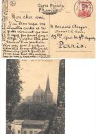 Liege - Eglise St. Jean Vue Des Begards --- 1913 Vers Paris - Luik
