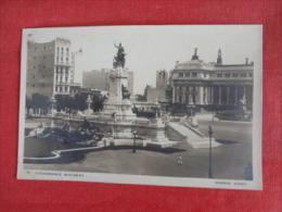 > Argentina   Buenos Aires RPPC   Stamp & Cancel   Ref-1092