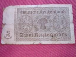 Berlin 1937 DEUTSCHEREUTENBANK BANK BILLET DE BANQUE BANCONOTE BANKNOTE BILLETES BANKNOTEN - Ohne Zuordnung
