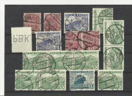 === PL  Stempel Und Perfin Lot - 1919-1939 Republik