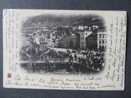 AK BERGEN 1900 //  D*9110 - Norwegen